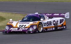 Jaguar XJR-9 (1988)