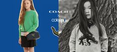 Coach x Colette have teamed up to offer a limited edition of kids unisex clothes!Parisian meets New York City in aboutique style of fast-forward trendy kids fashion. The unisex concept makes the clothes carefree and unlimited by boundaries. Coach x Colette The collection is now available for a limited time atCOACH.comprice ranges from $40.00 to... Read More