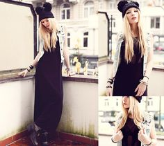 We have come so far and gone nowhere. (by Lina Tesch) http://lookbook.nu/look/4354777-We-have-come-so-far-and-gone-nowhere