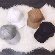 Designer Clothes, Shoes & Bags for Women Snapback, Dope Hats, Fashion Accessories, Hair Accessories, Leather Hats, Headgear, Sun Hats, Girls Best Friend, Clothing Items