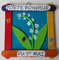 1. Mai, Petite Section, Rosettes, About Me Blog, Collage, Animation, Activities, Frame, Diy