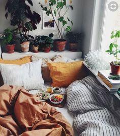 Bohemian Bedroom Decor Ideas - Discover the best Bohemian Bed room Designs. Discover how to give your bedroom a boho touch. Bohemian Bedroom Decor Ideas - Discover the best Bohemian Bed room Designs. Discover how to give your bedroom a boho touch. Tumblr Room Decor, Decor Room, Room Decorations, Bedding Decor, Wall Decor, Garden Decorations, Grey Bedding, Wall Art, Home Design