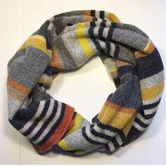 Scarf, design Hanne Rimmen, Knitting