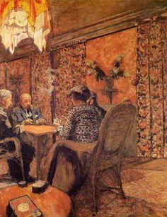Jean- Édouard Vuillard (1868-1940)