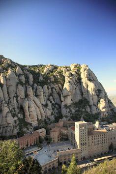 Montserrat, Catalunya.  Learn more about Montserrat here: http://www.foreverbarcelona.com/bl_portfolio/montserrat-rocky-mountain-monastery/