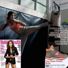 December 2012 - @Women's Health Magazine #RYKA DOWNBEAT!! Best Zumba Shoes