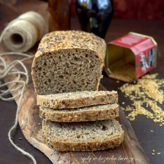Gdy w brzuchu burczy... : Chleb orkiszowy