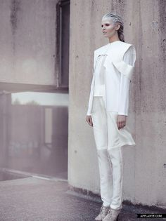 'Vertical' Fashion Collection 2012 - Libor Komosny