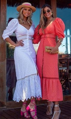 Modest Dresses, Cute Dresses, Casual Dresses, Fashion Dresses, African Print Dresses, African Lace Styles, White Cotton Summer Dress, Frock Patterns, Classy Work Outfits
