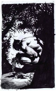 Wolverine by Kevin Nowlan