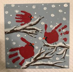 Handprint Art Discover Handprint Keepsake Template Canvas - Gift/mothers day/fathers day/grandparent/christmas/etc. Handprint Keepsake Template Canvas - Gift/mothers day/fathers day/grandparent/christmas/etc. Daycare Crafts, Xmas Crafts, Diy Christmas Gifts, Toddler Christmas Crafts, Christmas Handprint Crafts, Christmas Crafts For Preschoolers, Christmas Art For Kids, Santa Crafts, Christmas Art Projects