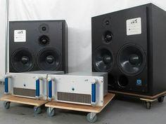 ATC Studio monitors