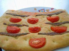 MAYTE EN LA COCINA: 166º receta:  MI COCA DE ANCHOAS