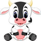 Cute Baby Cow Cartoon - Download From Over 50 Million High Quality Stock Photos, Images, Vectors. Sign up for FREE today. Image: 40509255