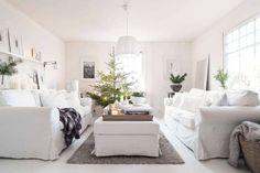 Un Noël classique en bleu - PLANETE DECO a homes world