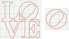 Free SVG Files by Paper Yoga™: LOVE Card with SVG Files