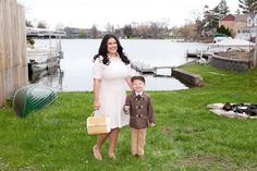 Detroit Debutante Pale Pink Ted Baker Dress Tiffany and Co Purse Mommy and Son Fashion
