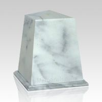 The Obelisk White Marble Urn is made from natural quarried white marble. The marble urn can be etched with our beautiful designs. Each marble urn is unique and no two urns will ever be the same, a wonderful urn to create memorial for your loved one. You can have this urn with 75 different designs, please see the pictures below (click for enlargement) and select your choice from the menu option.  Bottom opening. Memorial Urns, Funeral Memorial, Cremation Urns, Cremation Jewelry, Casket, White Marble, Markers, Menu, Bronze
