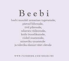 Beebi
