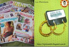Bordados Delicados em Ponto Cruz: Sorteio do Blog Fascínio Cores em Parceria com o B...