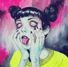Kai Fine Art is an art website, shows painting and illustration works all over the world. Art Inspo, Kunst Inspo, Arte Pop, Pop Art, Art Graphique, Psychedelic Art, Art And Illustration, Art Plastique, Trippy
