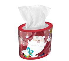Happy Ho Ho Ho-Holidays from the Kleenex® Expressions Line