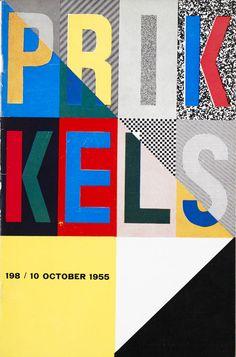 Toutes les images proviennent de l'incroyable site geheugenvannederland.nl « Jurriaan Schrofer (1926-1990) était un designer graphique, pionnier dans le domaine du design de livre qui travail…