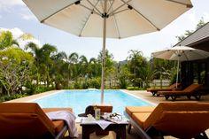 Baan Malisa house with swimming pool for rent in Aonang Beach  http://www.krabivilla.fr/location-vacances/malisa