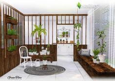 SIMcredible Designs: Green time • Sims 4 Downloads
