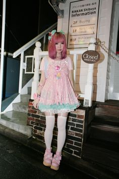 ... on Pinterest   Cute Asian Fashion, Coral Hair and Turquoise Highlights