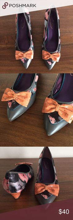 Spotted while shopping on Poshmark: Poetic License Dear Diary kitten heels! #poshmark #fashion #shopping #style #Poetic License #Shoes