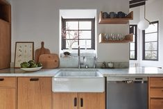 How to Convert your Old Kitchen Cabinet to Stylish Open Shelving