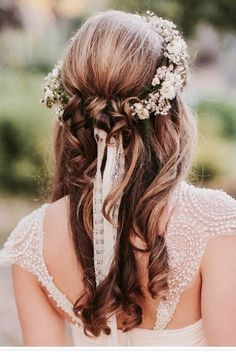 Romantic flowerknot