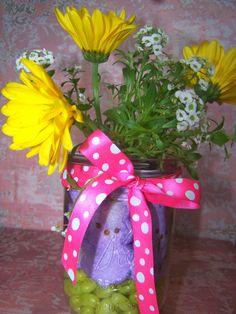 Peeps Easter Centerpiece