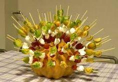 Come Presentare La Frutta.42 Fantastiche Immagini Su Presentazioni Antipasti E Frutta