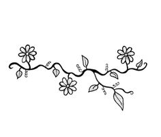 Daisy tattoo idea? This around a cross, as a symbol of being a christian hippie?