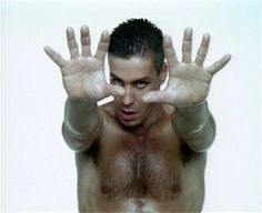 Till Lindemann of Rammstein is one sexy beast!