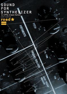 soundforsyn. poster design