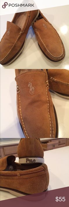 Ralph Lauren Ardenall Suede Loafer. Ralph Lauren Ardenall Suede Loafer. Snuff color. Italian suede.Almond shaped toe, padded leather sole. Great condition. Ralph Lauren Shoes Loafers & Slip-Ons