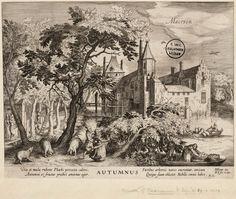 Autumnus, Hessel Gerritsz 1620
