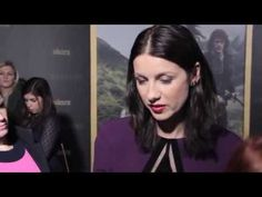 *VIDEO* and interview with Outlander cast at NYC premiere by RT Book Reviews | Outlander Online