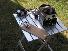 qrp in the park on the 30m band