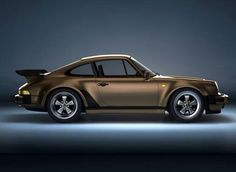 Porsche 911 Turbo.... Fancy colour