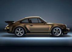 Porsche 911 Turbo.... Fancy colour