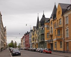 Huvilakatu, Helsinki, Finland