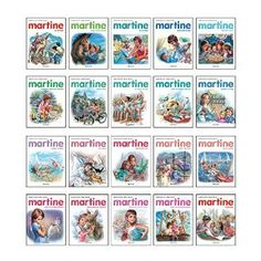 Buy Online Martine Story Books – 1 to 20 ( Paperback ) @ Rs 960