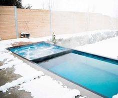 At less cost and more convenience, installing these sustainable pools will go just swimmingly. Portable Swimming Pools, Swimming Pools Backyard, Swimming Pool Designs, Shipping Container Pool Cost, Shipping Containers, Mod Pool, Moderne Pools, Building A Deck, Ideas
