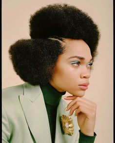 Natural Hair Care, Natural Hair Styles, Au Natural, Afro Hairstyles, Wedding Hairstyles, Cornrows, Braids, Style Afro, Milkmaid Braid