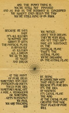BE HERE NOW by Babba Ram Dass