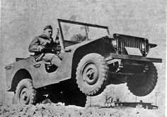 I REALLY want a 1941-1945 Jeep - They just look so freaking cool!